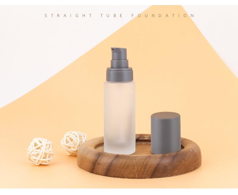 直筒粉底液瓶介绍