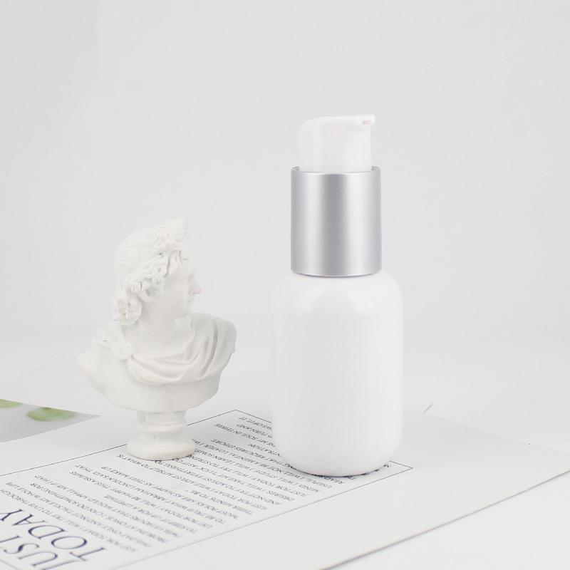 S-PO22 塑料圆形乳液瓶