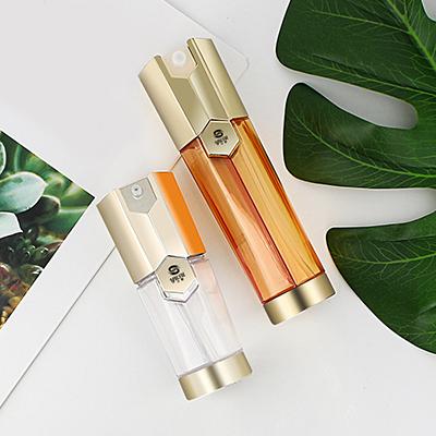化妆品包材选择塑料瓶还是玻璃瓶?