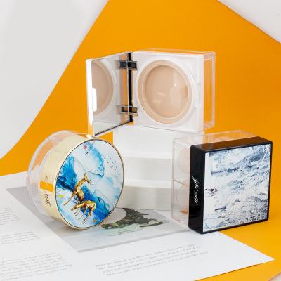 3D打印顶片方形散粉盒