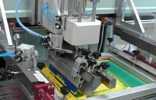 化妆品包材丝印工艺的质量控制