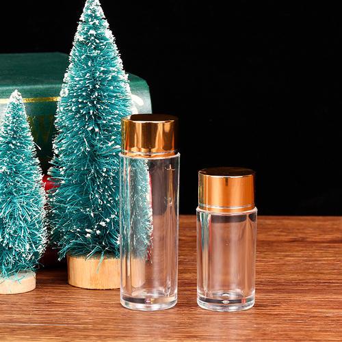亚克力瓶兼具塑料与玻璃特性