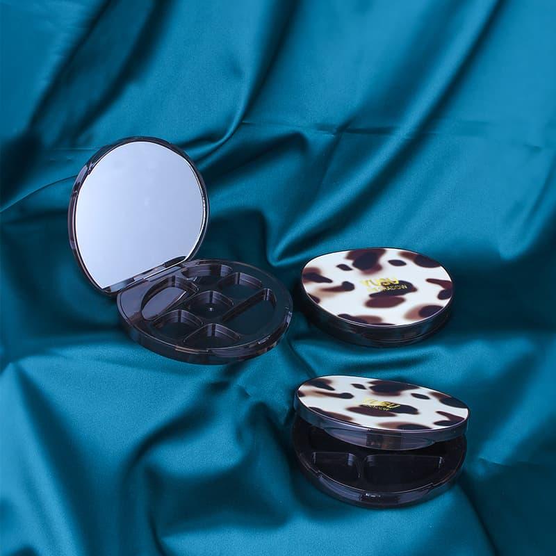 B-CFHZ021 豹纹七色眼影盒