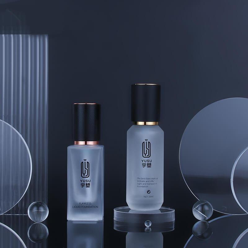 A-BE17AX 玻璃粉底液瓶