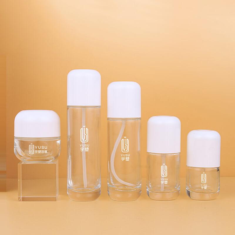 B-EL02 现货玻璃套装瓶