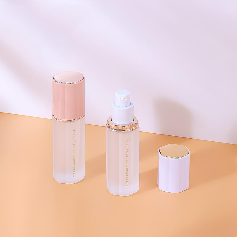 A-BE23 梅花形粉底液瓶