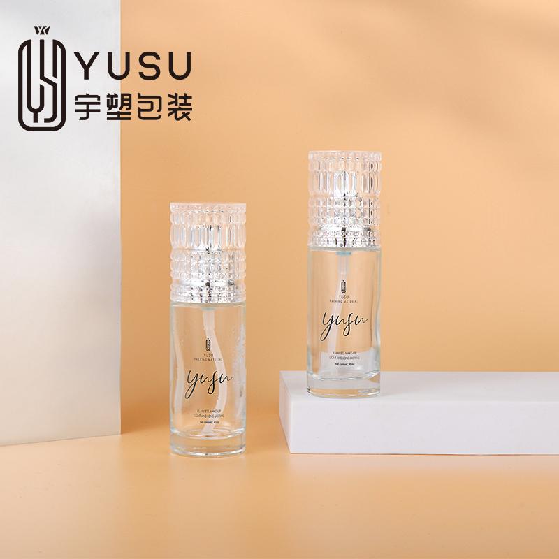 B-ED10玻璃粉底液瓶