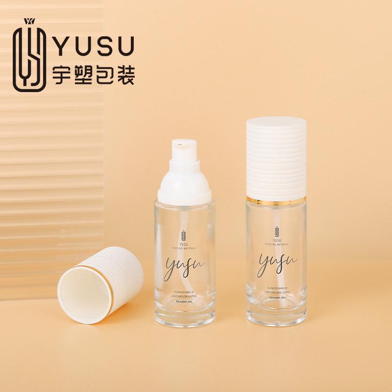 B-ED11玻璃粉底液瓶