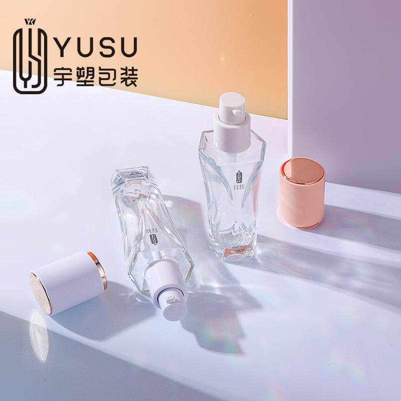 B-EE04玻璃瓶粉底液瓶